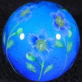 Blue Poppy Size: 1.55 Price: SOLD