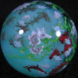 Dance of the Seahorse  Size: 1.30  Price: SOLD