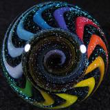 Rainbow Sparkler Size: 1.55 Price: SOLD