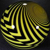 Hazard Ball Size: 3.31 Price: SOLD