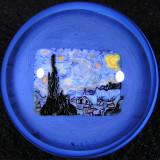 The Starry Night Size: 1.36 Price: SOLD