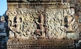 Bayon temple. Siem Reap