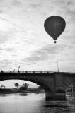 Spirit over the london bridge