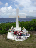 Fishermen Lost at Sea Memorial - Tinian