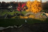 Le parc en folie