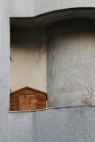 La cabane du balcon