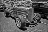 1932 Ford Roadster - Bare Metal and Louvers