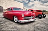 1950 Mercury, 1932 Ford
