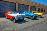 3 Chevy Gassers