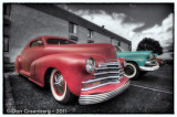 1947 Chevy, 1955 Ford