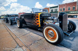 1932 Ford and friends