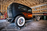 Not Quite Finished - 1932 Ford Sedan
