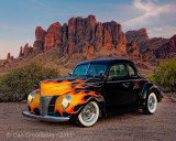 Dave's 1940 Ford