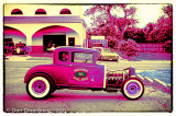 1930 Ford Model A with Quad 4 Engine