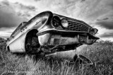 Car Art - Monochrome or Nearly So - Part 2