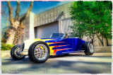 1927 Ford Model T Track Roadster