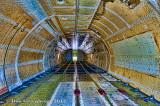 Inside a 727 Freighter