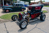 1923 Ford Model T with 1950 Chevy