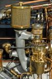 Old Rolls Royce Engine