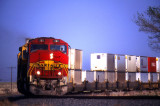 Pics from the Santa Fe Railroad in the 1990's.