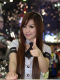 Pretty Girls: Bangkok Motor Show 2011