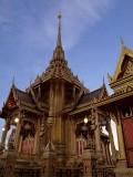 Cremation of Princess's king Rama 6