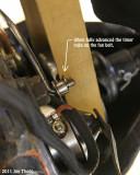 Timer Belt Rubbing