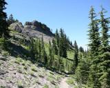 Cispus Peak