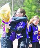 Hug From Coach