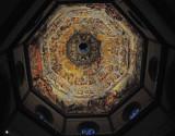 Duomo's Dome On Christmas Eve