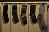 The Stockings Were Hung ...