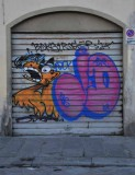 Graffiti is an Italian Word