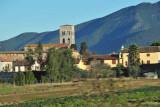 Pretty Scenery On Way To Pisa