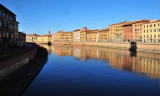 The West End of the Arno