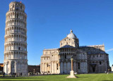 Pisa's Cathedral Square
