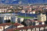 Pisa Soccer Pitch