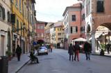 Wandering Back Through Pisa