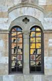 Pisa Window Reflections