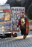 Centurian At Panini Stand