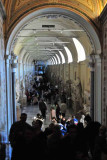 Entering The Vatican