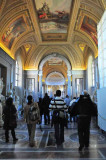 Wandering The Vatican