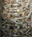 Sistine Chapel's Famous Ceiling