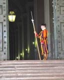 A Vatican Guard