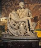 Michelangelo's Pieta Is Magnificent