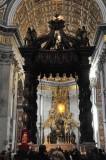 Looking Toward's The Altar