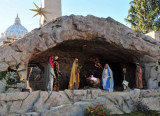 The Nativity Outside St. Peter's