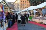 Street Fair In Rome
