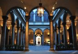 A Gorgeous Museum Courtyard