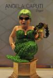 Lovely Emerald Mermaid