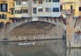 Gliding On The Arno